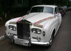 Rolls Royce Silver Cloud - М 933 СС 199