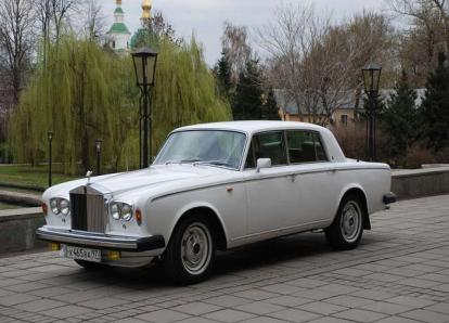 Rolls Royce Silver Shadow - Х 465 ВА 99